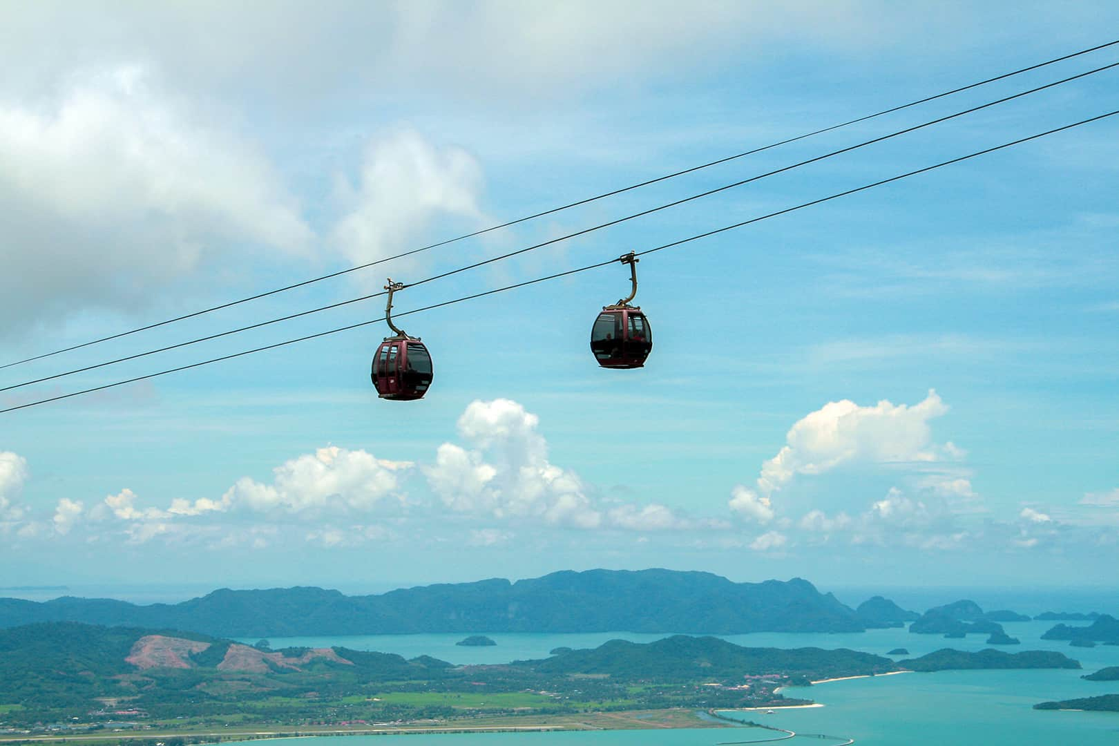 Panorama Langkawi Cable Car