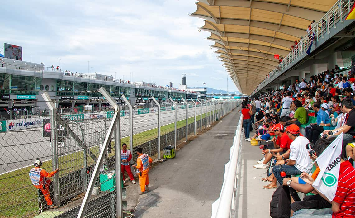 Formula 1 Sepang Malaysia