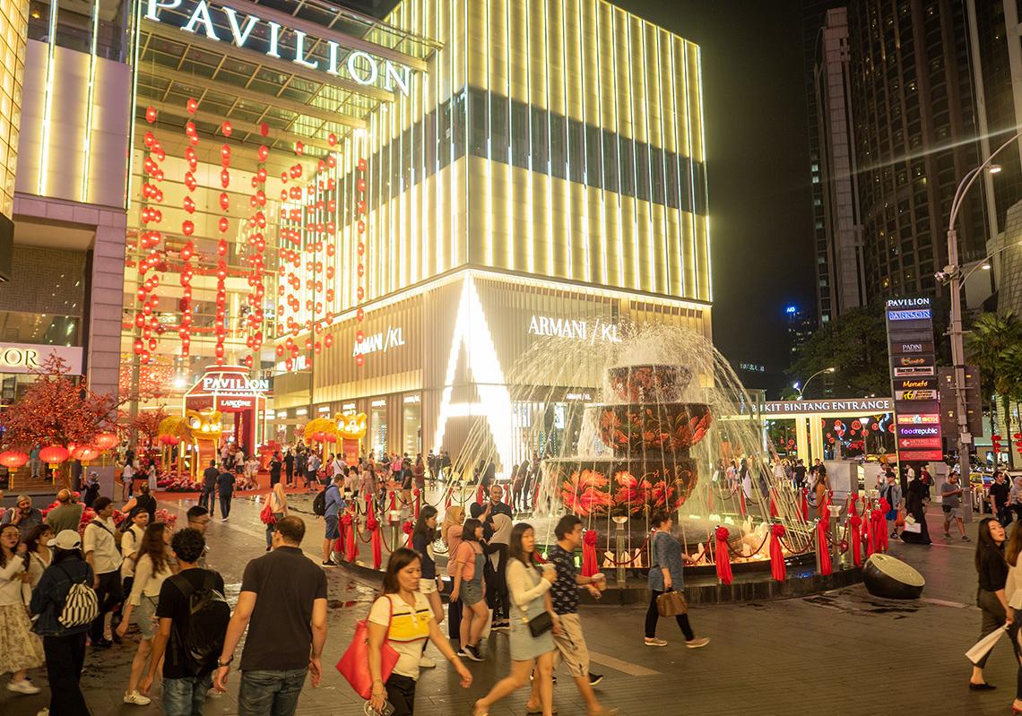Pavilion KL, Kuala Lumpur