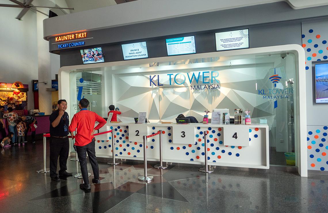 Menara KL Tower Tickets