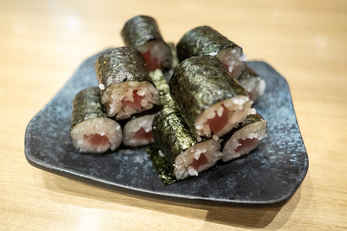 Teka Maki sushi