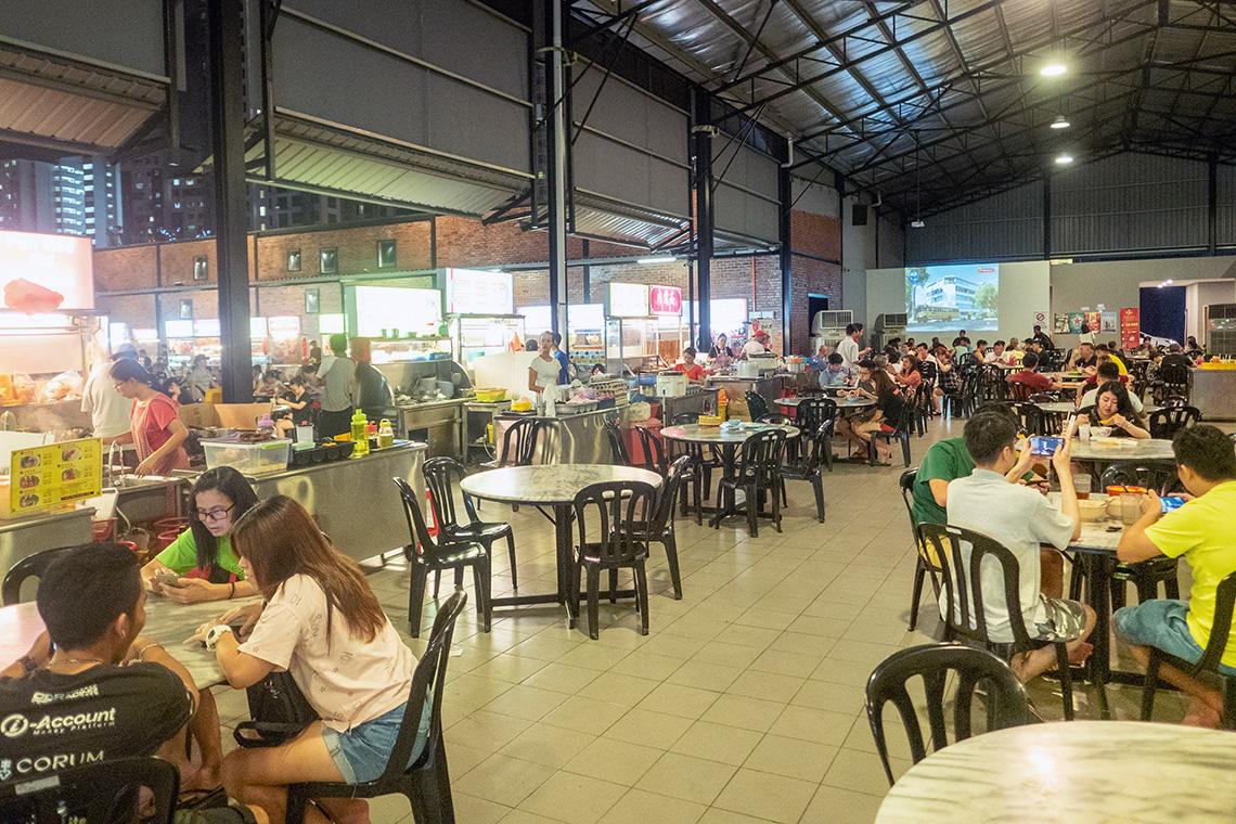 K88 Food Court, Old Klang Road
