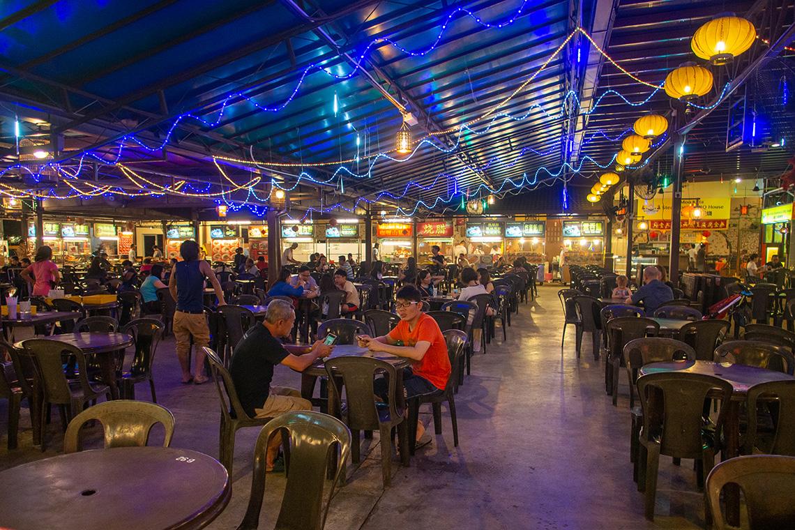 Kuchai Lama Foodcourt