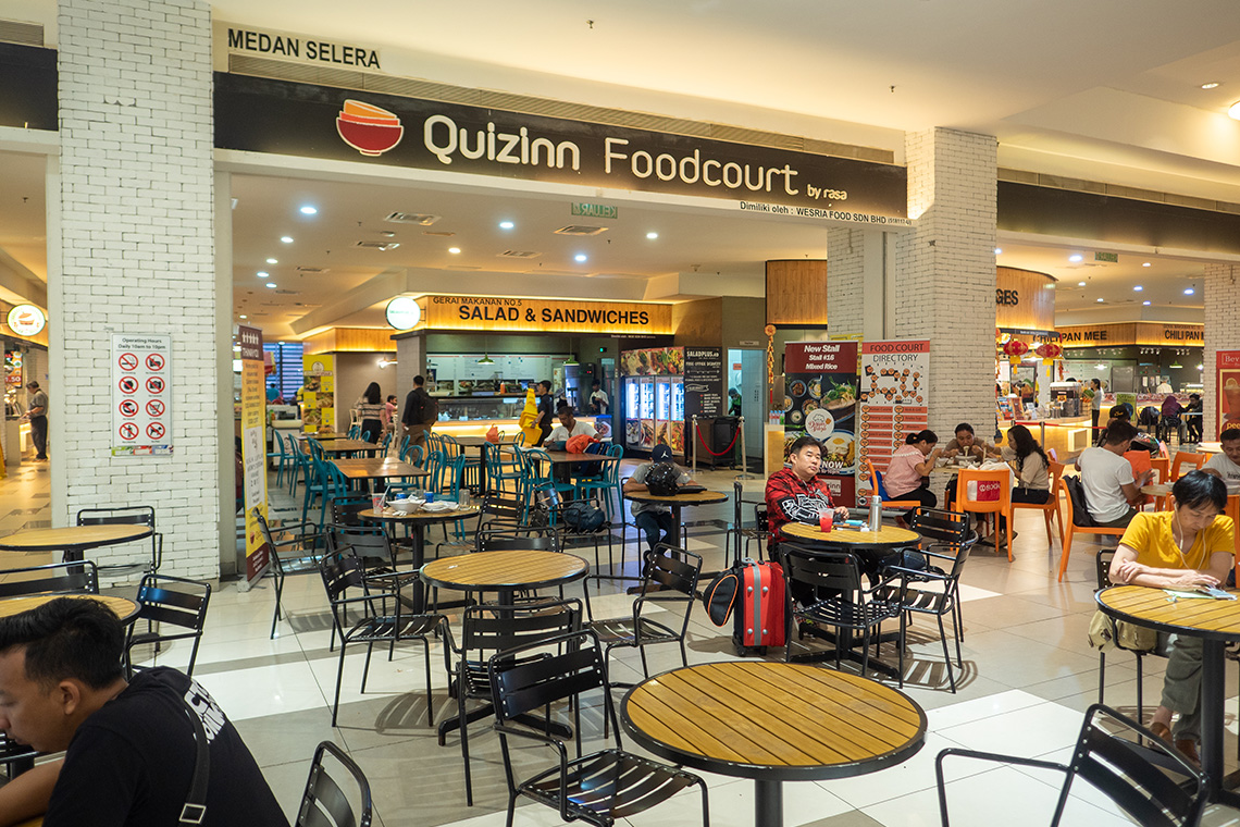 NU Sentral Food Court