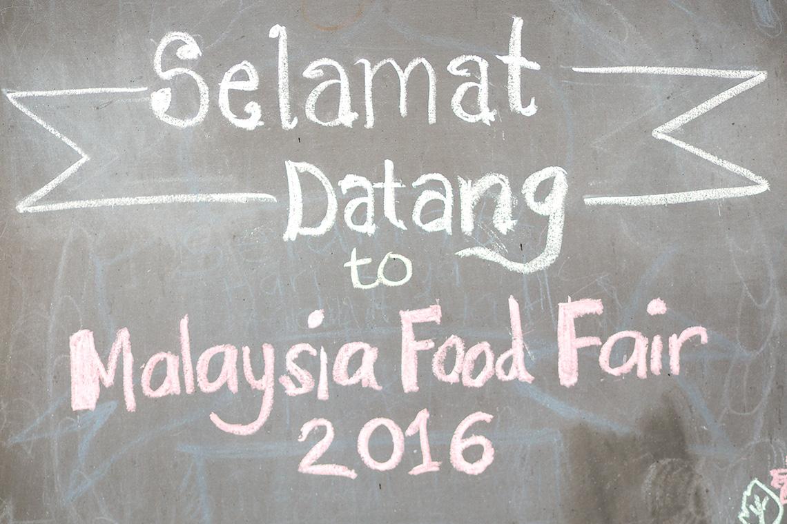 Malaysian Food Fair