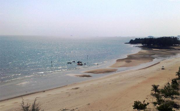 strand-dichtbij-kuala-lumpur