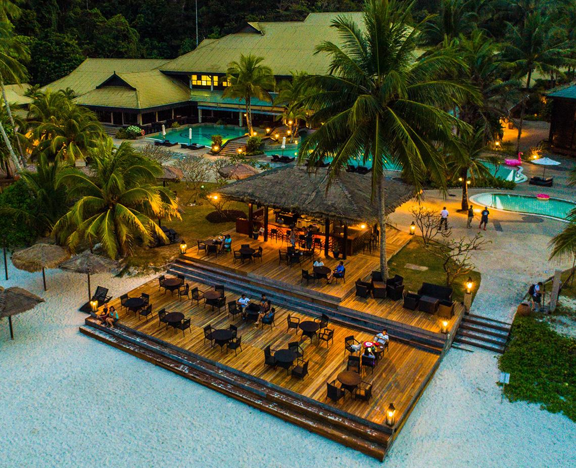 The Taaras Beach Resort, Redang