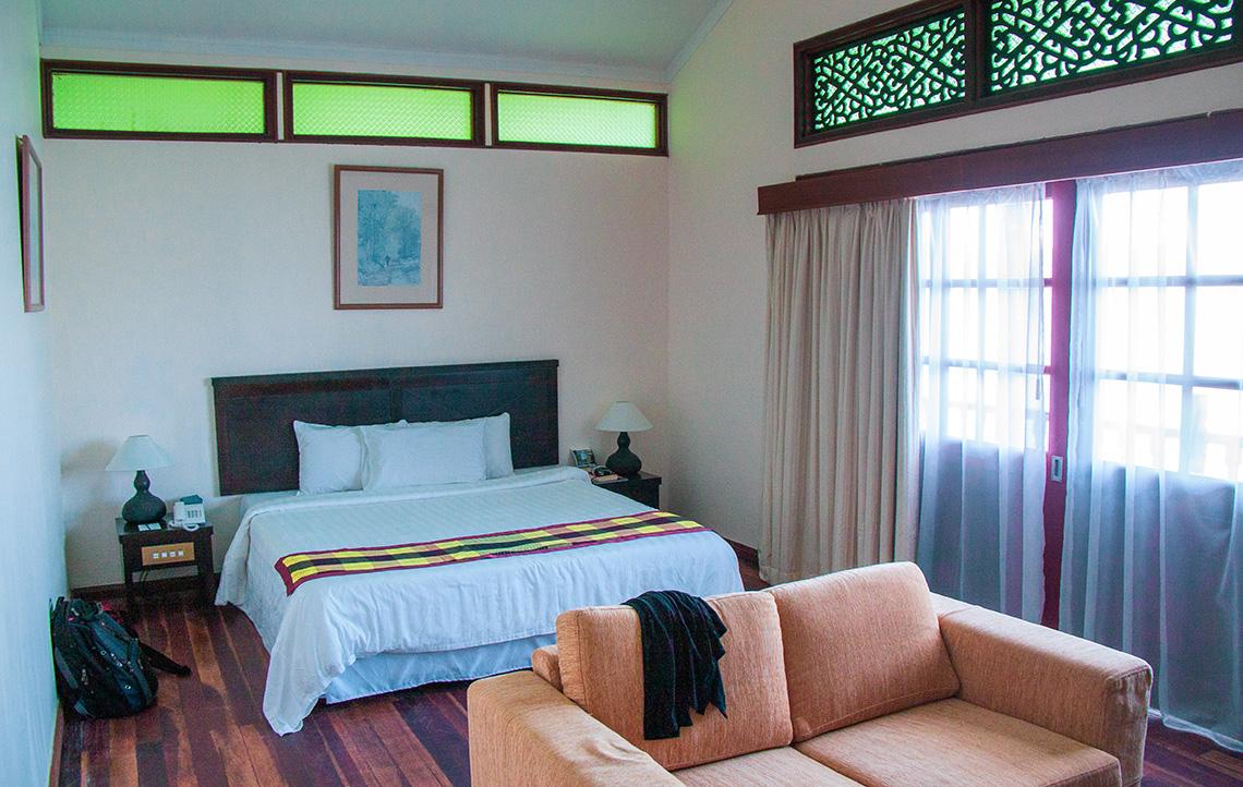 Lake Kenyir Resort Kamer