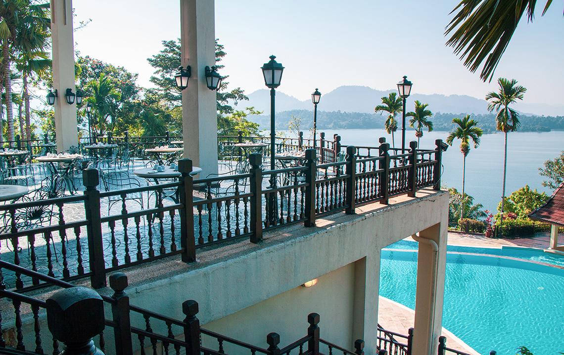 Lake Kenyir Resort Zwembad