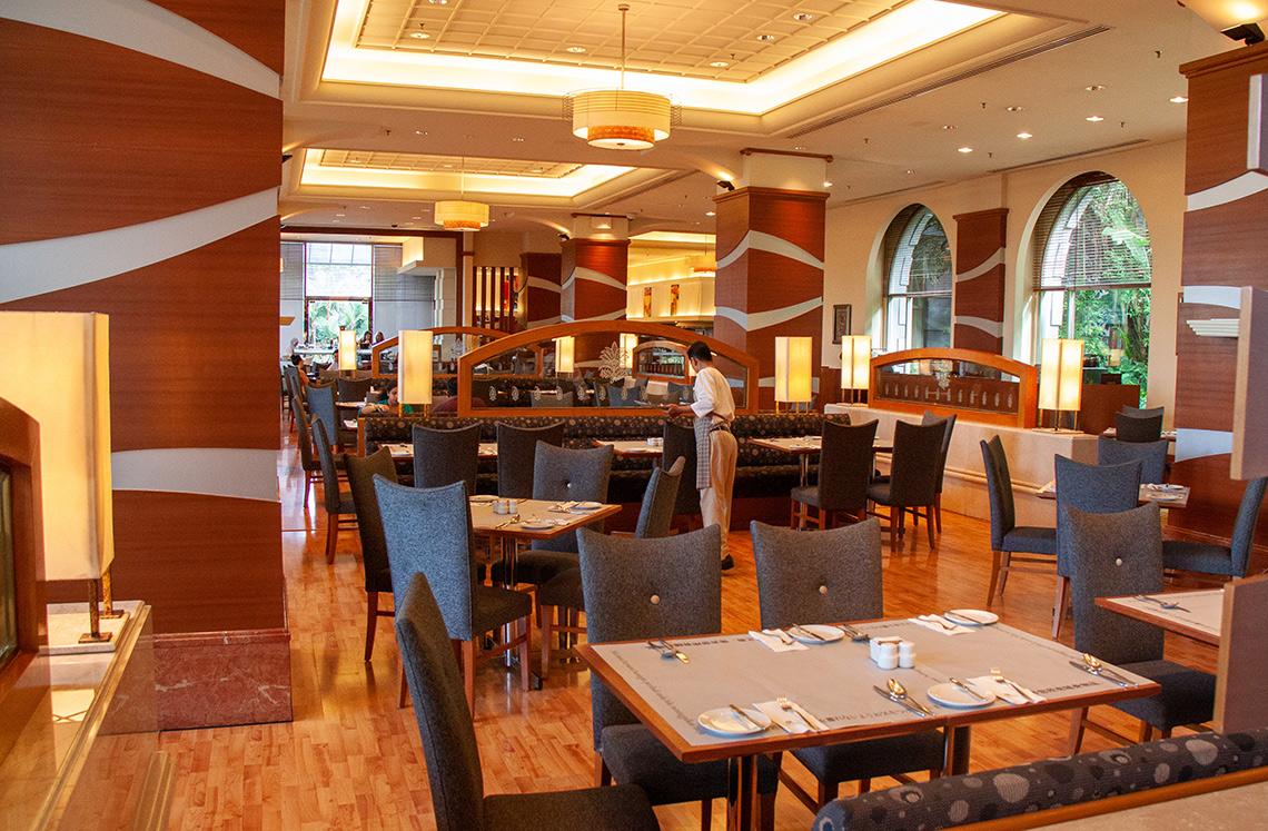Ontbijt Sama-Sama Hotel KLIA