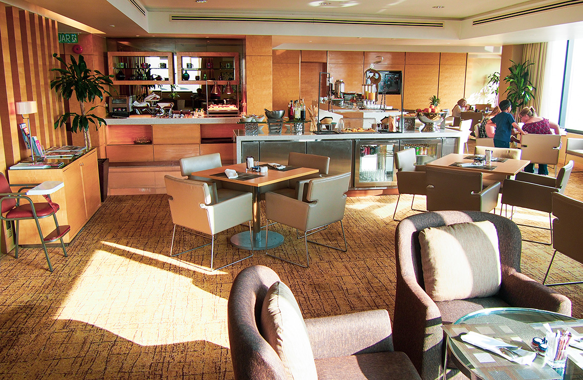Doubletree by Hilton Kuala Lumpur Executive Lounge