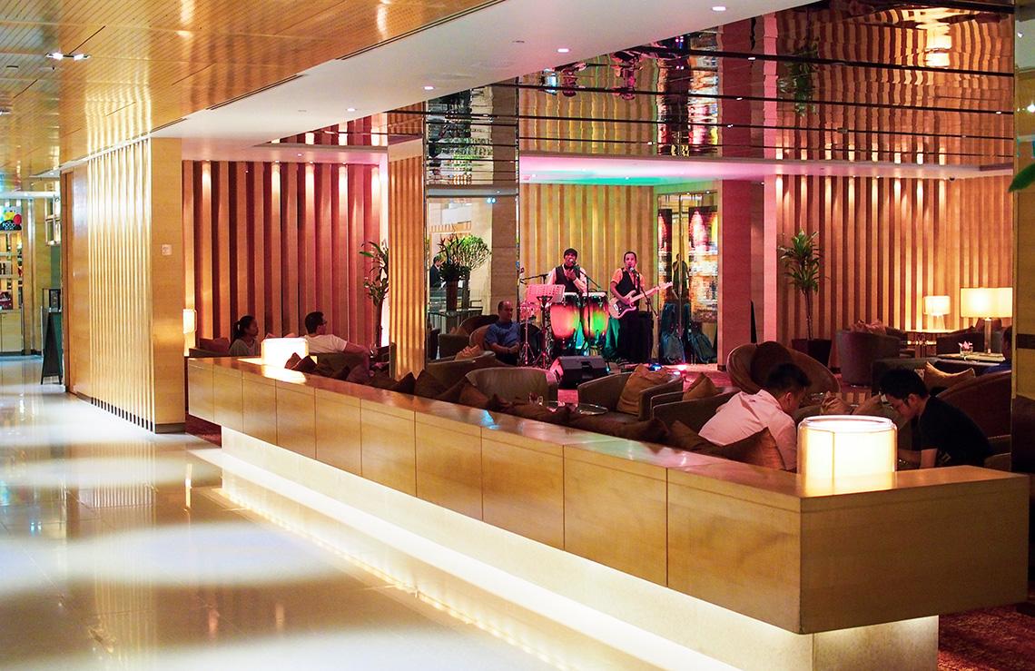 Doubletree by Hilton Kuala Lumpur Loungebar
