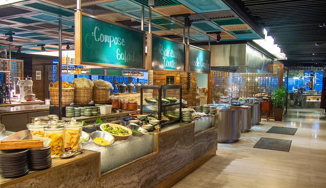 Doubletree by Hilton Kuala Lumpur Makan Kitchen