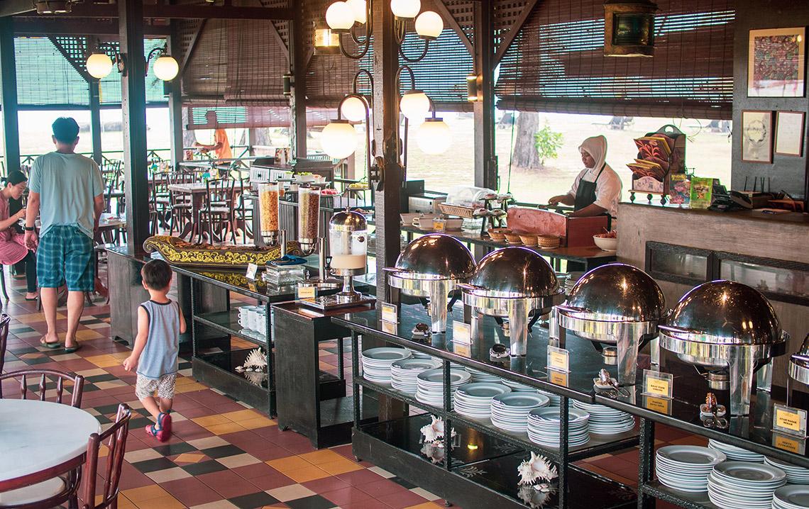 LaVilla By Holiday Villa Restaurant