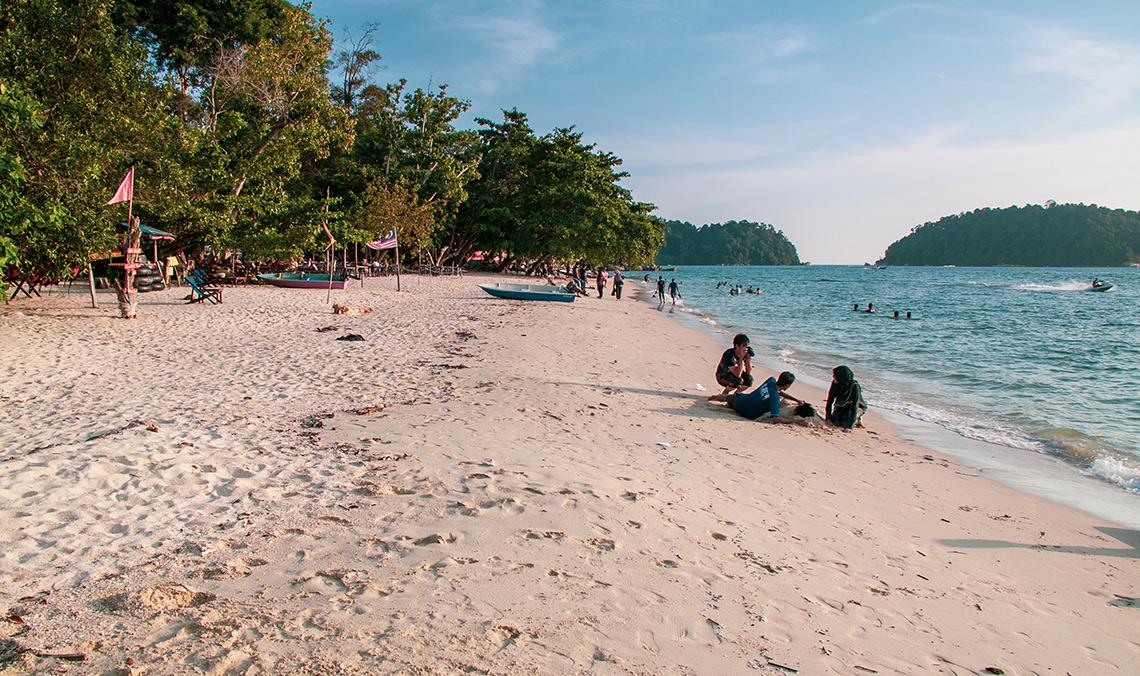 Strand Pangkor