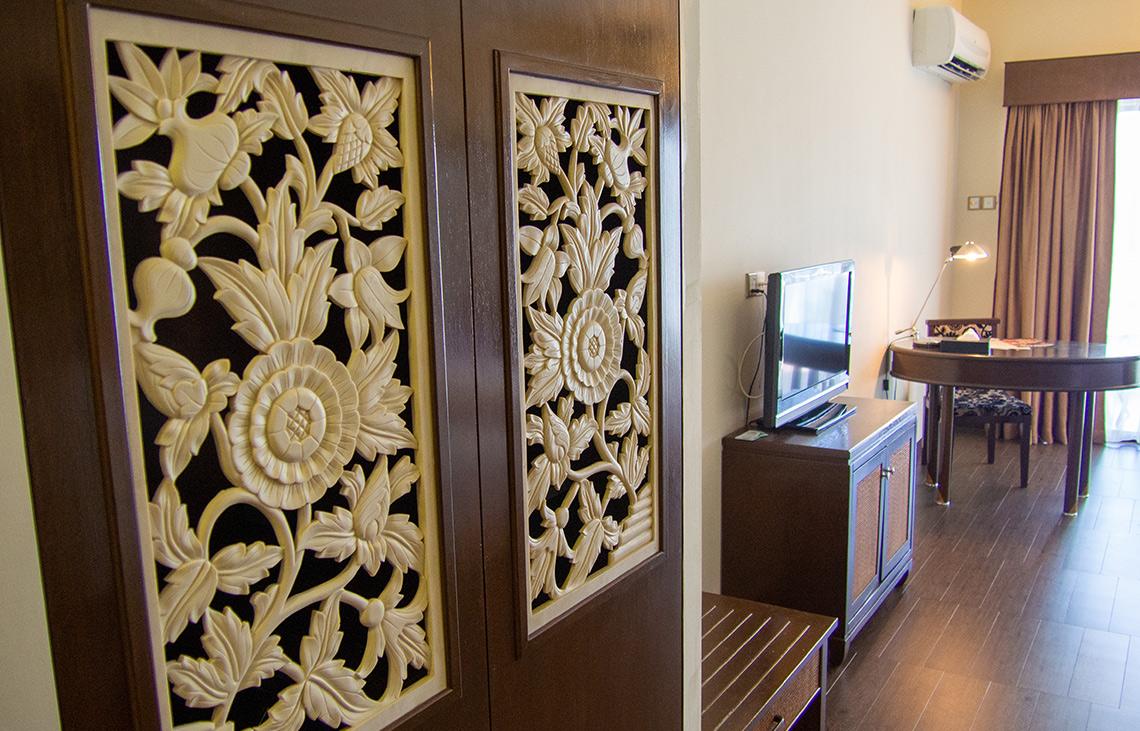 Tok Aman Bali Resort Kamer
