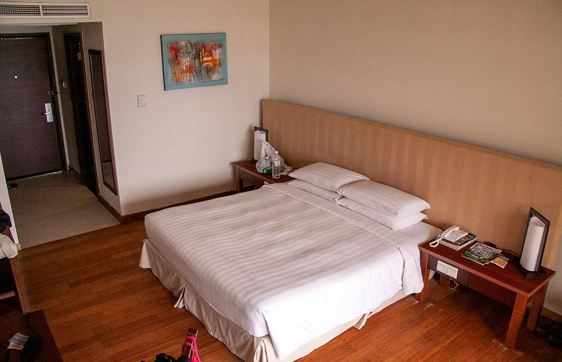 Damai Puri Resort Kamer