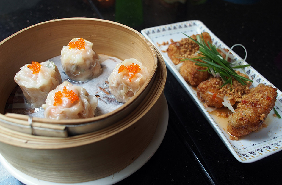 Heerlijke dumplings