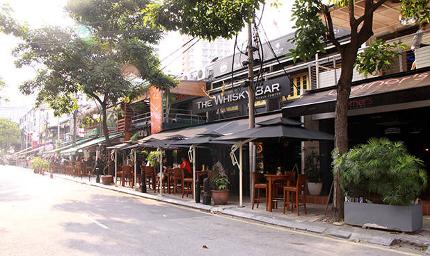 Changkat Bukit Bintang Restaurants - Best places to eat in
