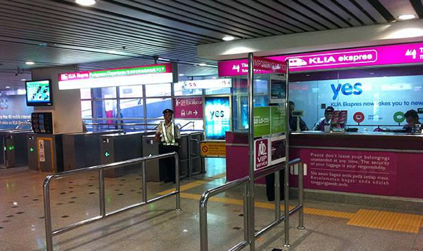 KLIA Ekspres en KLIA Transit | Veelzijdig Maleisie