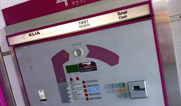 Je kunt tickets ook vooraf online met creditkaart kopen. Op de ...