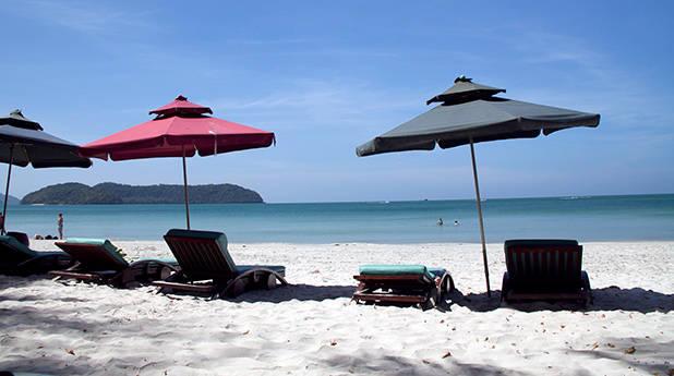 Langkawi eiland veelzijdig maleisie