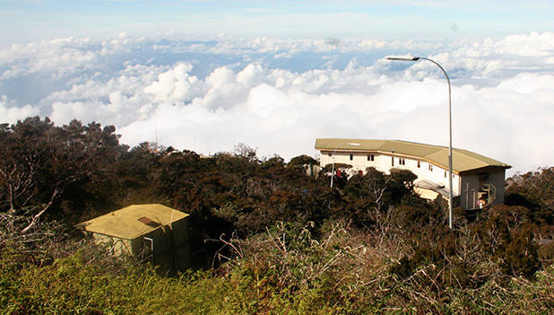Laban Rata Rest House 1