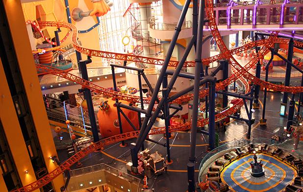 reisverslag-ilsa-2006-berjaya-times-square-theme-park