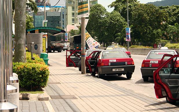 reisverslag-ilsa-2006-taxis-penang