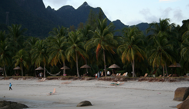 reisverslag-ilsa-2006-tropisch-strand-langkawi