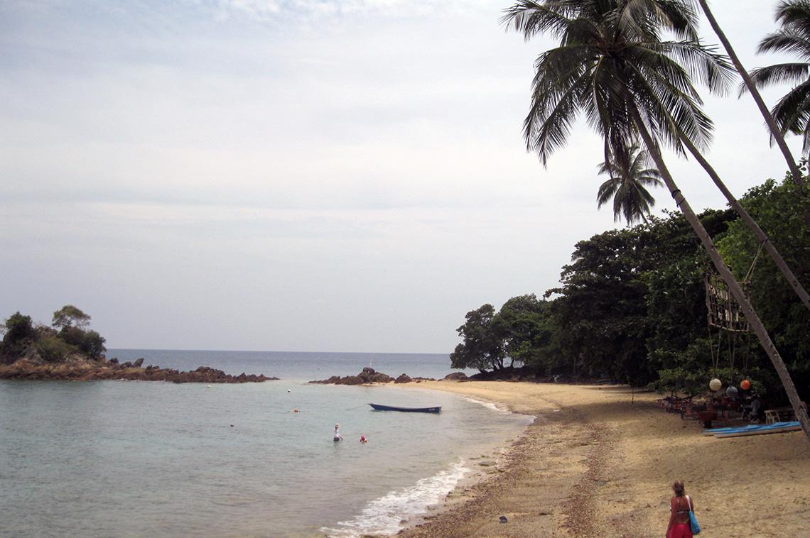 kapas-eiland