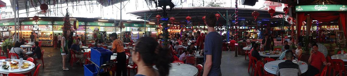 reisverslag-roan-red-garden-food-court-georgetown-penang