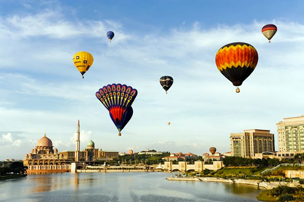 internationale-heteluchtballon-festival-putrajaya-1
