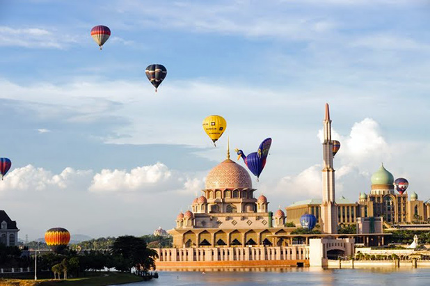 internationale-heteluchtballon-festival-putrajaya-3