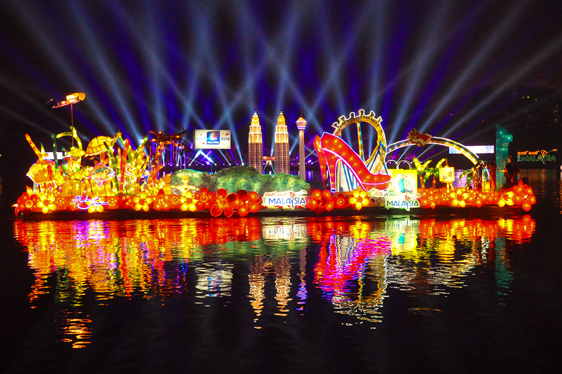 Magic of the Night Malaysia