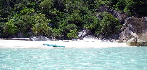 stranddag-maleisie