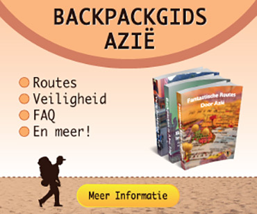 Backpackgidsazie vol met tips