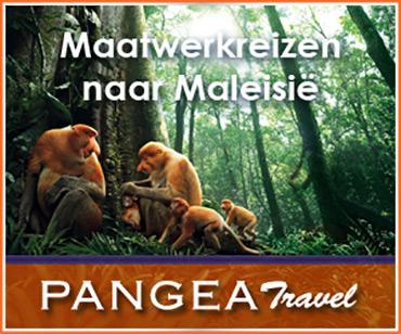 Met PANGEA Travel naar het schitterende Maleisie