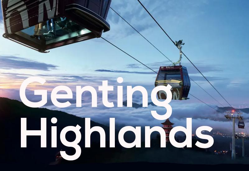 Dagtrip Genting Highlands