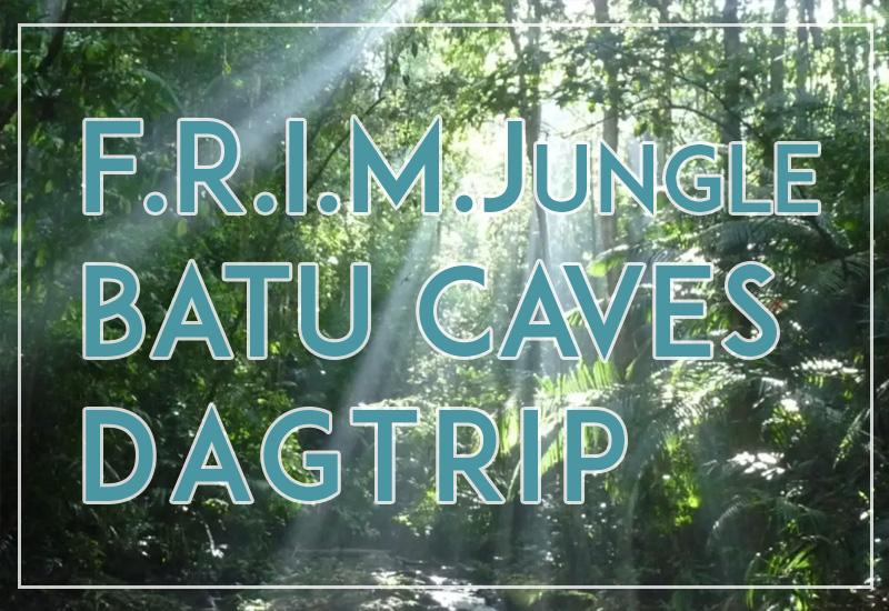 Dagtrip F.R.I.M. en Batu Caves
