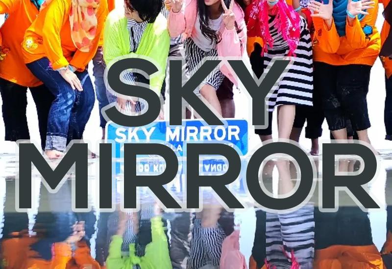 Sky Mirror dagtour